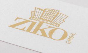 Logoentwicklung Ziko